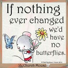 Little ⛪ Church ⛪ Mouse Butterflies