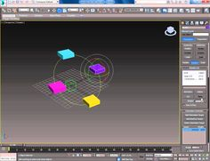 3D Max Orientation Constraint (Tutorial for beginners)