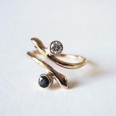 Custom Engagement Ring: Embrace