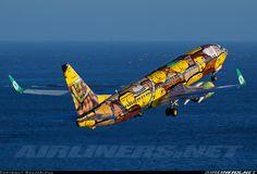 Gol Linhas Aereas Inteligentes Boeing 737-8EH @ SDU