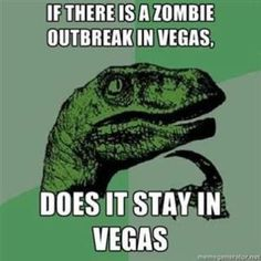 Something Geeky This Way Comes: Zombie Memes