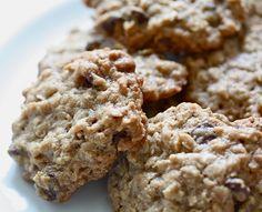 The Tuesday Treat: Oatmeal Chocolate Chip Cookies | cucina nicolina