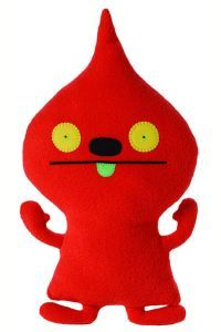 Flatwoodsey Uglydoll. Supposedly based on flatwoods monster