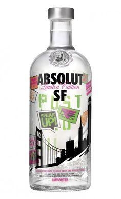 Absolut Vodka: San Francisco