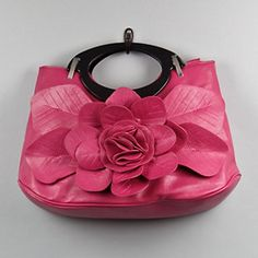 Pink Flower Handbag #CharmingCharlie #ChenalShopping