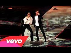 David Bisbal - Hombre de tu vida ft. Emma Marrone @ Arena di Verona