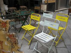alfa vintage chairs