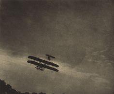 Alfred Stieglitz. The Aeroplane. 1910
