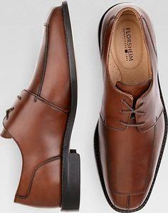 Florsheim Ashlin Cognac Lace-Up Shoes | Men's Wearhouse