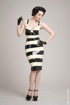 Model: Tifa DeLeone  Fashion: Anatomic Bomb!