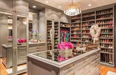 Beautiful walk in closet designs for small spaces amazing walk in closets gorgeous walk closet idea . beautiful walk in closet designs for small spaces Closet Walk-in, Dressing Room Closet, Closet Shoe Storage, Master Closet, Closet Bedroom, Closet Ideas, Dressing Rooms, Closet Space, Shoe Racks