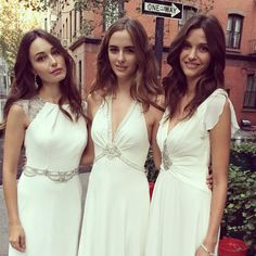 First look at the new Jenny Packham wedding dress collection for David's Bridal