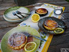 7gramas de ternura: Tartes Souflés de Limão e Leite Condensado