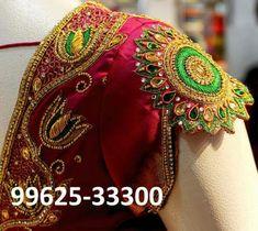 Cutwork Blouse Designs, Wedding Saree Blouse Designs, Simple Blouse Designs, Embroidery Neck Designs, Stylish Blouse Design, Traditional Blouse Designs, Hand Work Blouse Design, Designer Blouse Patterns, Zardosi Embroidery
