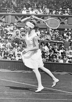 The Evolution of Tennis Fashion, from 1901–2011
