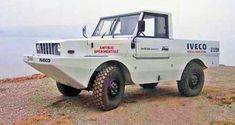 Sealand prototipo iveco Iveco 4x4, Amphibious Vehicle, Boat Design, Military Weapons, Water Crafts, Garage, Water Sports, Motorhome, Cars And Motorcycles