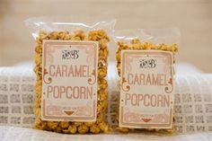 Old Fashioned Caramel Popcorn
