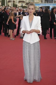 Clemence Poesy Photos: 'Sin City : A Dame To Kill For' Premiere - 40th Deauville American Film Festival