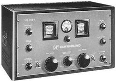 Hammarlund HQ-140X Receiver....click on the image for all of these radios