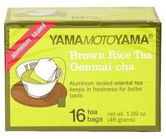 YamaMotoYama Brown Rice Tea  Genmai Cha * You can get more details by clicking on the image.