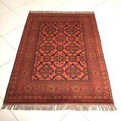 Original Afghan Khal Mohammadi Orient Teppich 150x107 Rug Carpet Tapis Alfombra   eBay