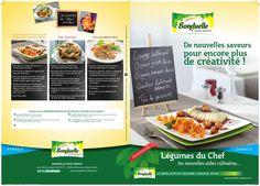 Courge Butternut …. Bonduelle Food Service