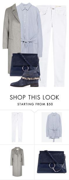 """*"" by fashio-188 ❤ liked on Polyvore featuring rag & bone, Topshop, Chloé and Freda Salvador"