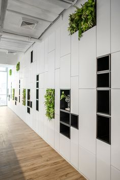 Indoor Garden Office and Office Plants Design Ideas For Summer – Googodecor – Office Design 2020 Office Entrance, Office Lobby, Office Interior Design, Office Interiors, Office Cabinet Design, Open Office Design, Office Cabinets, Office Lockers, Office Shelf