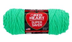 Glowworm Super Saver Economy Yarn   Red Heart