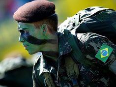 Militares do mundo: Operação Formosa 2012