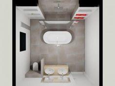 Exclusieve badkamer overzicht bovenkant