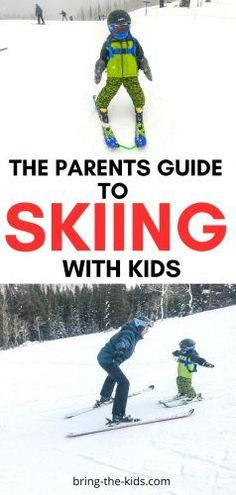 This post may contain affiliate links where we earn a small commission from each sale. Find out more in our disclosure. So you're determined that … The Complete Guide To Skiing with Kids Read More »