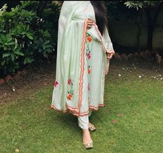 Customised Clothes, Punjabi Suits, Kimono Top, Cover Up, Embroidery, Drawings, Tops, Dresses, Design