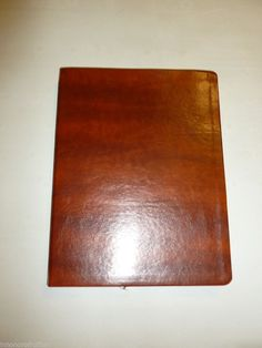 BURGUNDY RED FAUX LEATHER VENZI FLEXY LARGE SKETCHBOOK JOURNAL #PELLAPAPER
