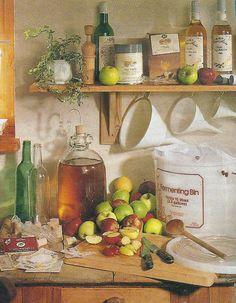 Home Winemaking - Making wine at home.