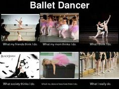 Ballet Dancer Ballet Dancer,Ballett Oh yes. dancing requires, technique, patience, and constant body aches. humor music tock videos dances tok videos funny you so obsessed with me tik tok