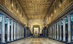 Basilica de Santa Maria Mayor Roma #roma #basilica #santamariamayor