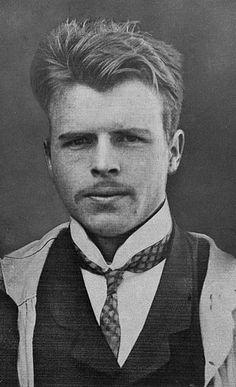 Hermann Rorschach (1884-1922) was a Swisspsychiatristandpsychoanalyst, best known for developing aprojective testknown as theRorschach inkblot test.
