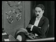 Charlie Chaplin in A Night at The Show (1915)