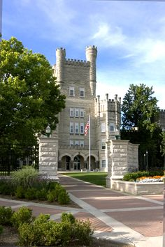 EIU -- As a little girl, I just *knew* a princess lived here. And when I found out it was a university, I wanted to live there even more!