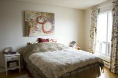 """The """"Mountain Mural"""" Bedroom Makeover — Decorating Project"""