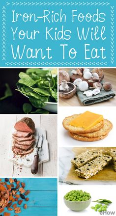 Iron helps boost proper blood flow (which means it supplies your child's cells and tissues with essential oxygen!) and low iron levels can leave your child cranky and fatigued. And that's not the only issue — kids with low iron levels also tend to perform worse at school, a recent study found. These recipes are high in iron and kids will eat 'em up…