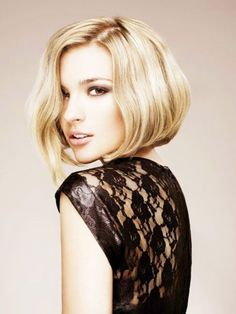 Great Style Bob Haircut Asymmetrical - Get inspired with these lucky hair styles! These haircut bob for men dan women can be clean cut for work or edgy for 2015 Hairstyles, Trending Hairstyles, Short Bob Hairstyles, Medium Hairstyles, Wavy Hair, New Hair, Short Hair Cuts, Short Hair Styles, Asymmetrical Bob Haircuts