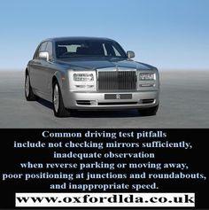 Reverse Parking, Driving Test, Videos