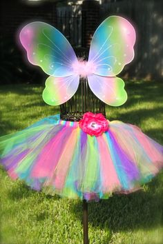 For a Fairy Themed Birthday Party