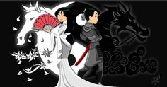 Identities of Mulan by ~racookie3 on deviantART