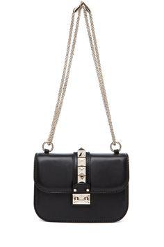 Valentino Lock Flap Bag