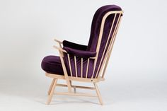 Evergreen easy chair - ercol furniture