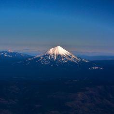 Mt McLoughlin, Oregon