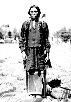 Unidentified Native American